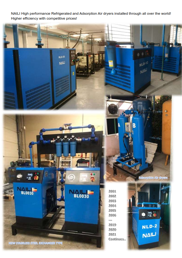 NAILI High performance Refrigerated and Adsorption Air dryers installed through all over the world_001.png