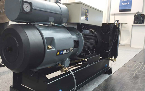 NAILI Co.,Ltd and PTG GmbH For Rotary Vane Compressor