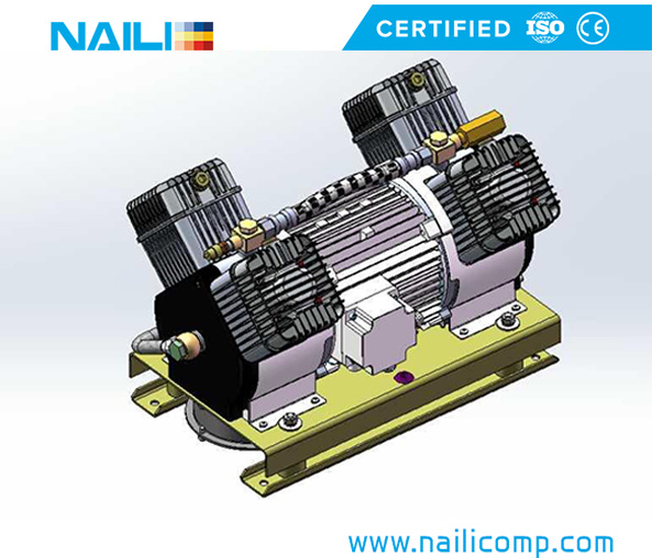 Oil Free Compressor (New Coming)