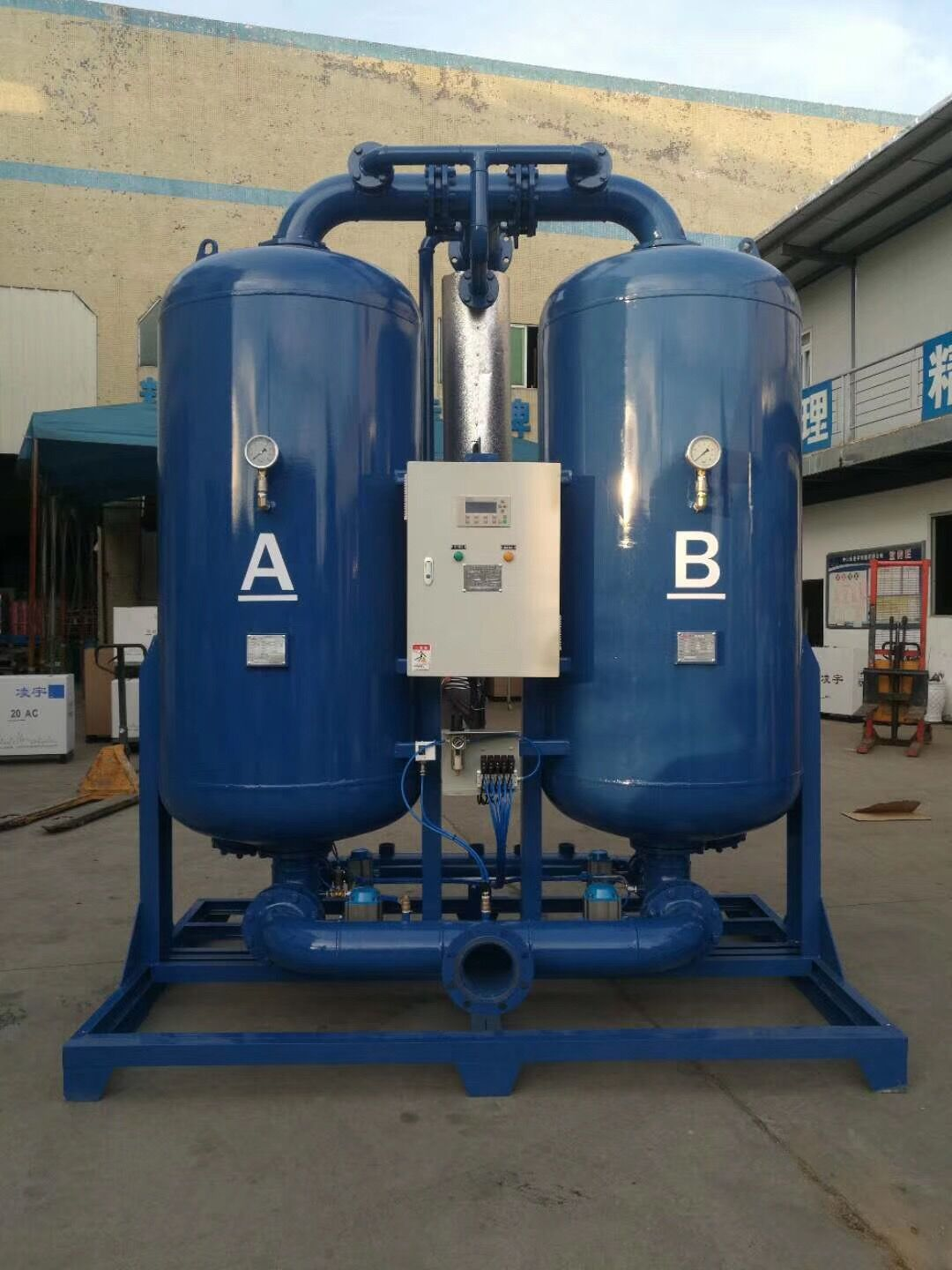 BX Series Heatless Adsorption Air Dryer