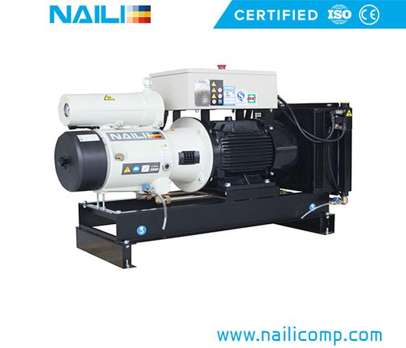 NAILI A series Stationary Rotary Vane Air Compressor 4kw/5.5hp to 22kw/30hp