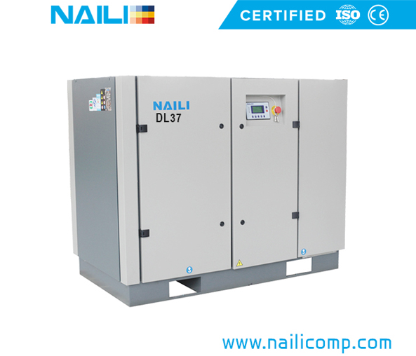 NAILI DL series Low Pressure Rotary Vane Air Compressor from 7.5kw/10hp to 37kw/50hp