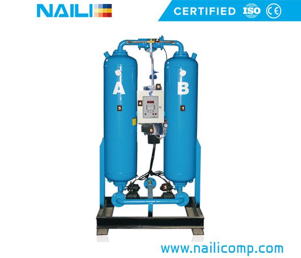 NAILI BX Series Heatless Adsorption Air Dryer