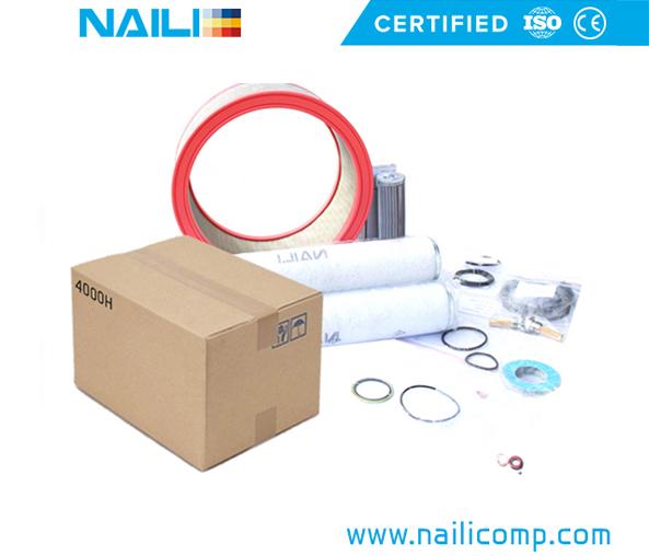 NAILI Rotary Vane compressor 4000H service Kits