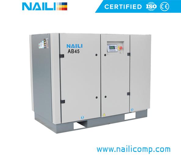NAILI AB Series stationary Rotary Vane Air Compressor 7.5kw/10hp tp 55kw/70hp