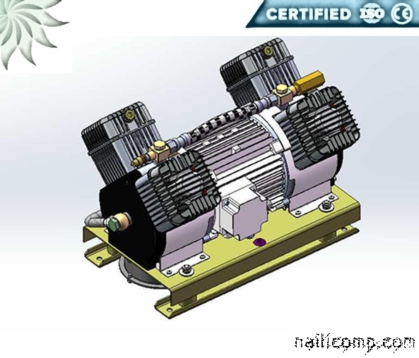 HV Series Oil Free Compressor 2.2kw-4kw