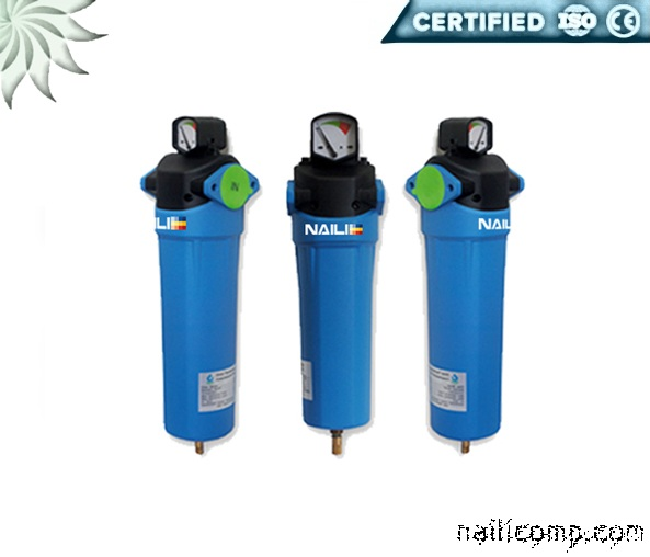 F Series Inline Air Filter for Compressed Air System
