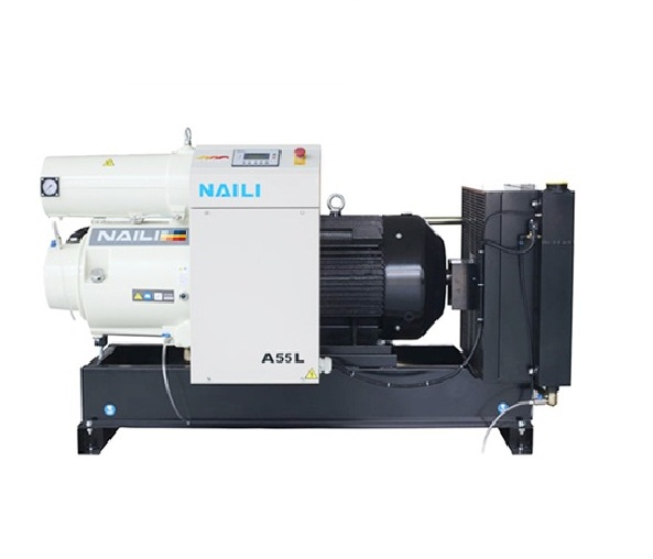 A series Rotary Vane Compressor 2000