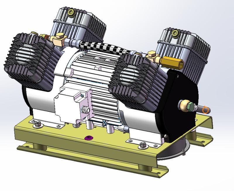 HV Series Oil Free Compressor 2.2kw-4kw