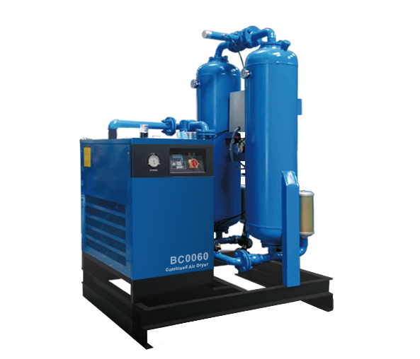 BC Series Combined Refrigerated Absorption Air Dryer