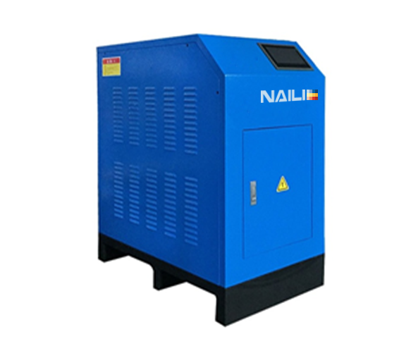 Waste heat recovery machine for Air compressors