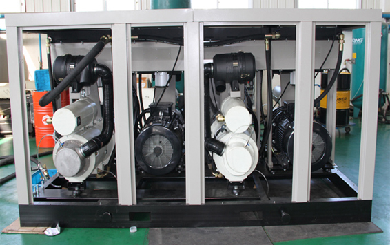 NAILI Md Series For a Modular Option For The Rotary Vane Compressed Air