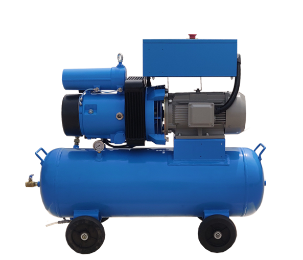 AXM SERIES Portable Vane Compressors