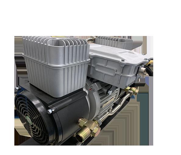 TV series Oilfree piston compressors 2.2kw-4kw