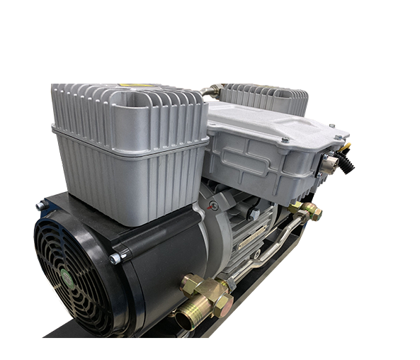 TV series Oilfree piston compressors 1.5kw