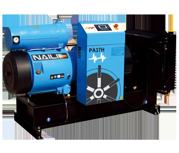 NAILI PA series Energy saving type rotary vane compressor